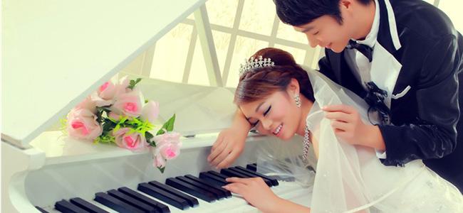 【02】唯美浪漫婚礼相册模板