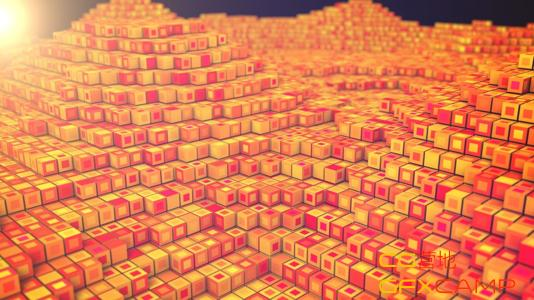 Remotion4D SuperVoxels for Cinema 4D 超级体素插件